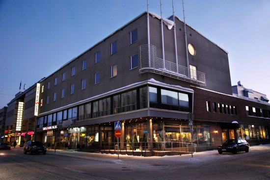 Kajaani, Finland: Hotel