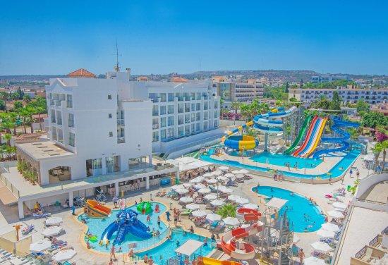Hotel Anastasia Beach Zypern
