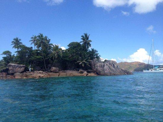 Praslin Island, Seychelles: St. Pierre