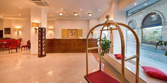 Bilde fra Hotel Leon D'Oro