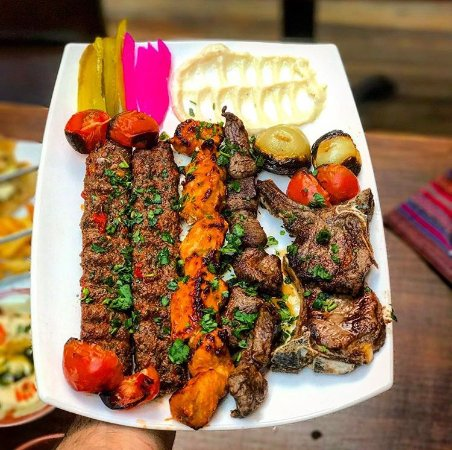 The Best Grill Restaurant In Bradford