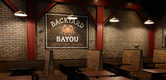 backyard bayou union city ristorante recensioni numero di telefono