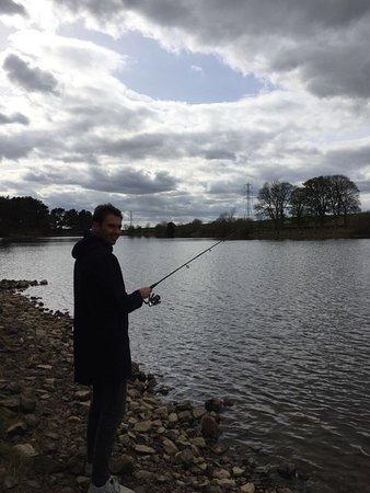 Bonnyrigg, UK: Fishing experience Scotland