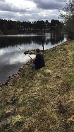 Bonnyrigg, UK: Fishing outfit edinburgh