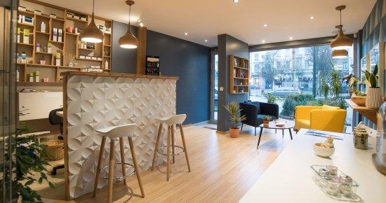 Alchimie Urban Spa: espace cosy au coeur d'Ixelles