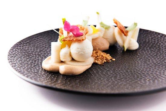 Wenduine, Belgium: dessert yelo
