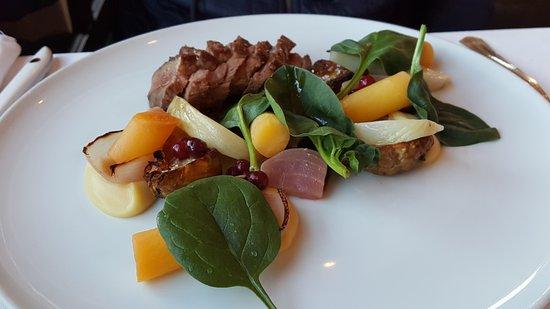 Raymonds Restaurant : Duck