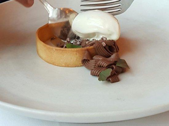 Raymonds Restaurant : Chocolate whatever