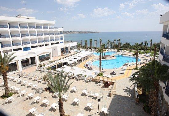 Ascos Coral Beach Hotel Coral Bay