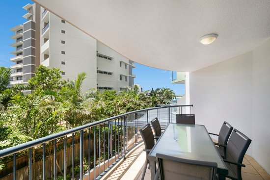 Caloundra, Australia: 3 Bedroom Garden View Apartment