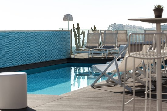 Hotel Juliani: Rooftop Pool