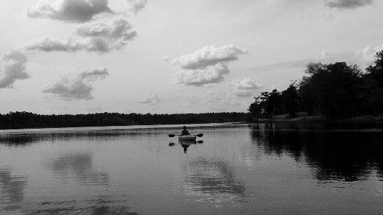 Mc Rae, Georgien: Kayaking