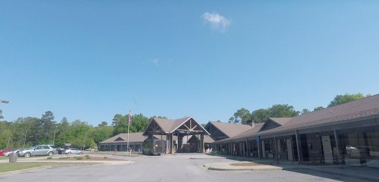 Mc Rae, Georgien: The Lodge