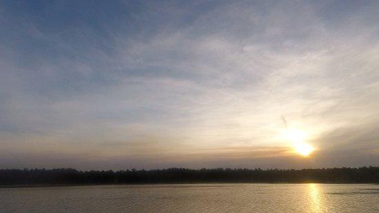 Mc Rae, GA: Sunset