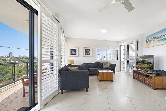 Калаундра, Австралия: 3 Bedroom Rooftop Apartment