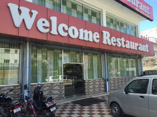 Welcome Restaurant near Pantnagar University