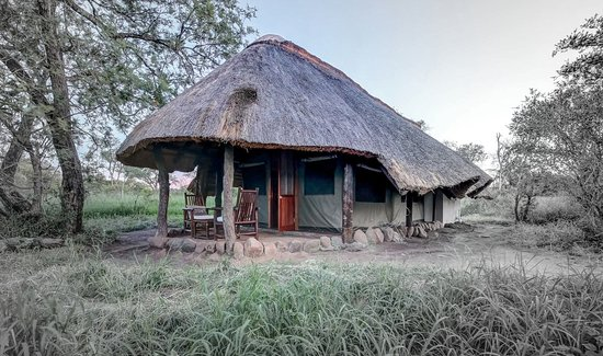 Our meru-style ensite tents.