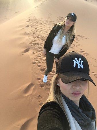 Hassilabied, Morocco: Moment inoubliable avec des hôtes inoubliables le paradis terrestre existe. Moment magique ambia