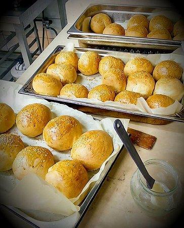 Homemade bread and buns...Jummms!!!
