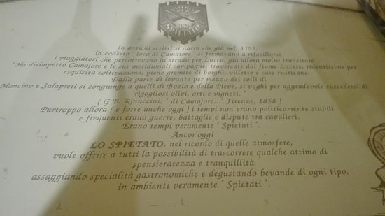 Camaiore, Italien: IMG_20170424_210555_large.jpg