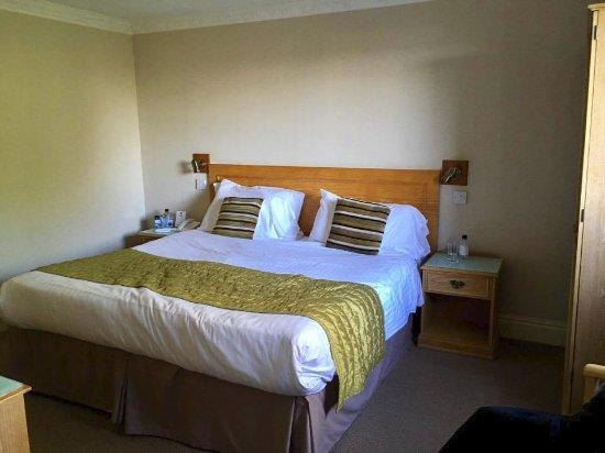 Cowes, UK: Standard room