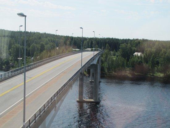 Siltakahvio: Мост вид сверху