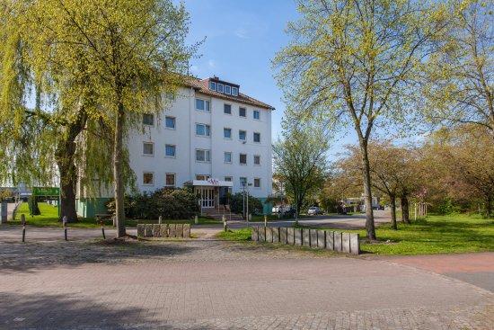 Novum Hotel Garden Bremen: Aussenansicht
