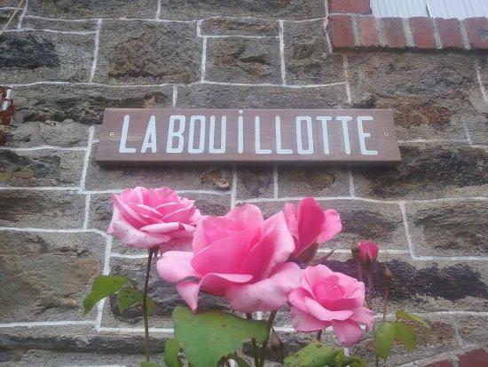 Chambre Vintage - coin salon - Bild von La Bouillotte, Pleurtuit ...