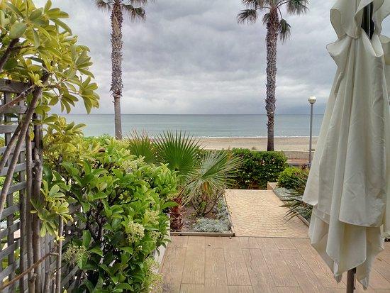 Apartamentos Pierre & Vacances Cala Cristal: Vista desde habitacion