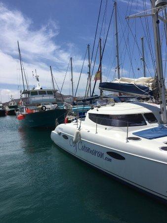 photo0.jpg - Bild von Oby Catamaran, Corralejo - TripAdvisor
