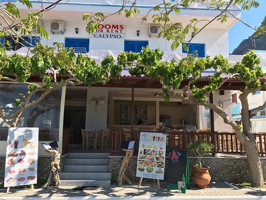 Agia Roumeli, Greece: Calypso