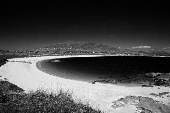 Roundstone, Irlanda: Gorteen Bay - Long beach