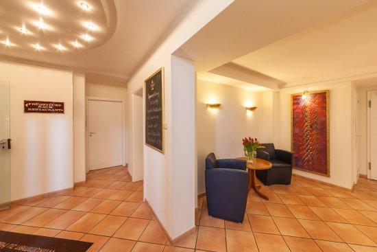 Flure Picture Of Novum Hotel Garden Bremen Bremen Tripadvisor