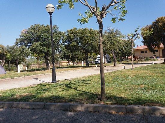 Figueruela de Arriba, Espanha: Camping Bungalow Park Sierra de la Culebra