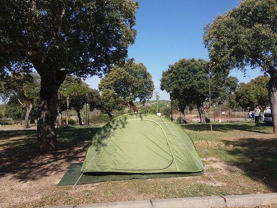 Figueruela de Arriba, Spanje: Camping Bungalow Park Sierra de la Culebra