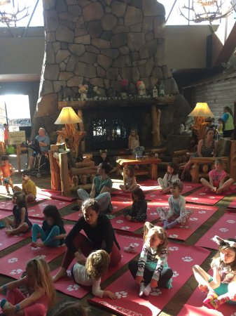 Fitchburg, MA: More kids yoga