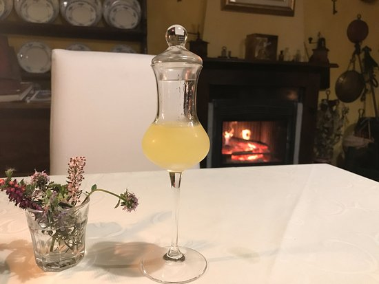 Calamandrana, Ιταλία: Home made limoncello