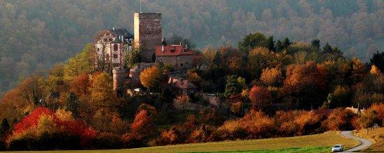 Werbach, Deutschland: Die Gamburg ob der Tauber - Ein Kulturerbe von europäischem Rang