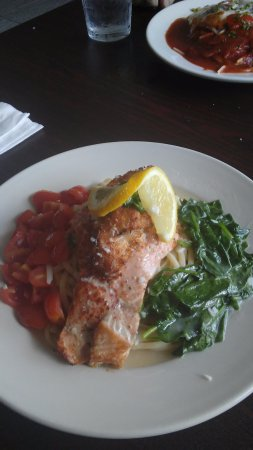 Acworth, GA: Salmon