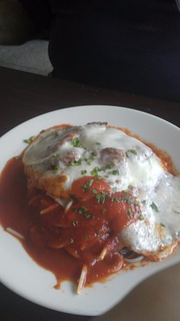 Acworth, GA: Chicken parm