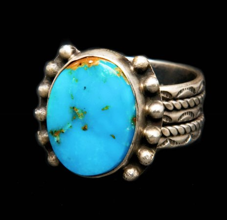 Surrey, Canada: Authentic Navajo Jewelry Natural turquoise