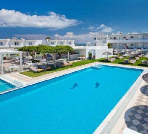 More Meni Beach Hotel Tigaki Griechenland
