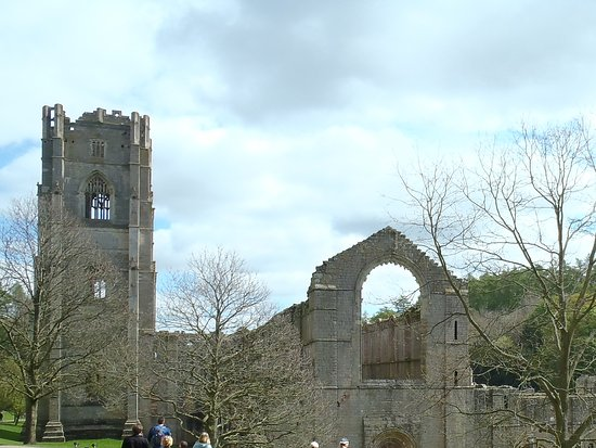 写真Fountains Abbey and Studley Royal Water Garden枚