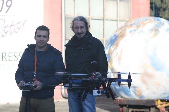 Volandia Parco e Museo del Volo Malpensa: Volo con i droni Indoor di Nolabs