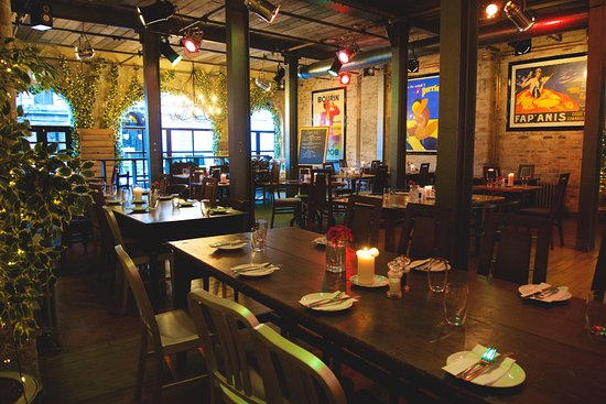 The Compass: The Restaurant
