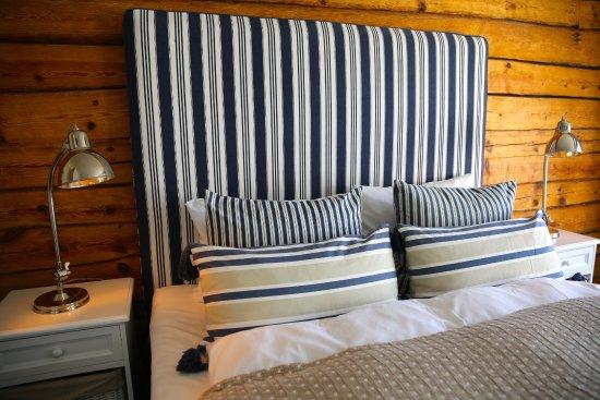 Farsund, Norvegia: Room in the Reymert building