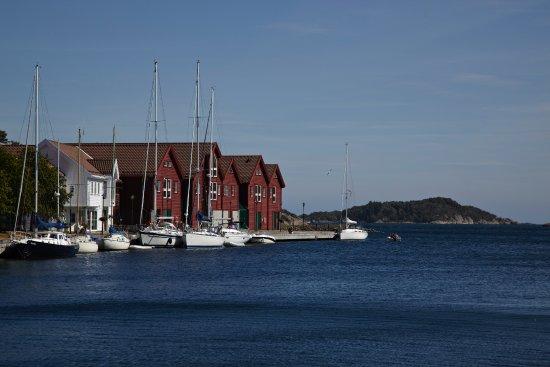 Farsund, Norvegia: Harbour