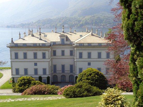 Villa e lago picture of i giardini di villa melzi bellagio tripadvisor - Giardini di villa melzi ...