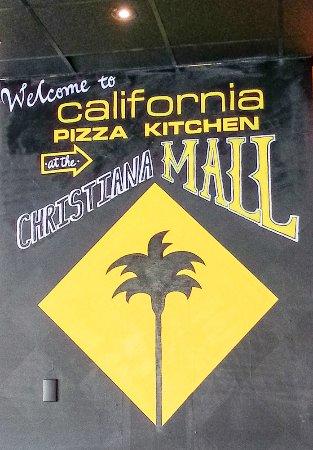 Newark, DE: CA Pizza Kitchen at the Mall