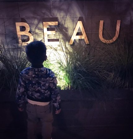 Beaumaris, Australia: BEAU by night
